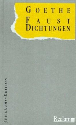 Faust-Dichtungen