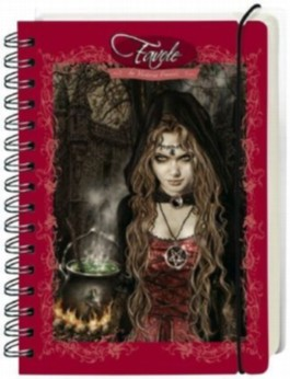 Favole, Hexe, Blank Book A5