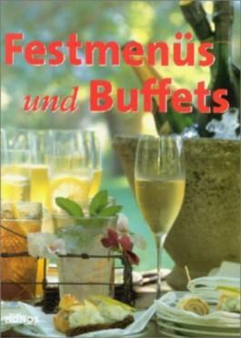 Festmenüs und Buffets
