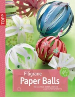 Filigrane Paper Balls