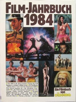 film-jahrbuch 1984 band 10: ein filmbuch von cinema.