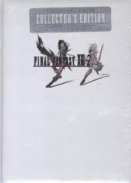 Final Fantasy XIII-2, Das offizielle Buch, Collector's Edition