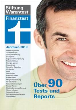 Finanztest Jahrbuch für 2010