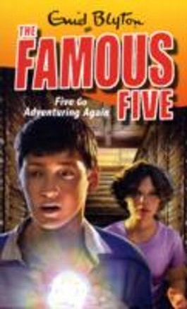 Five Go Adventuring Again