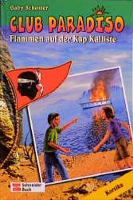 Flammen auf der Kap Kalliste
