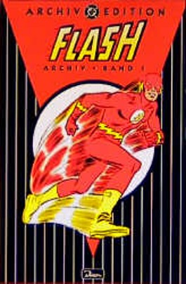 Flash, Archiv-Edition. Tl.1