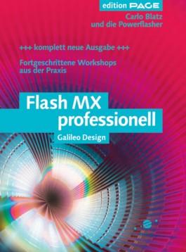 Flash MX professionell, m. CD-ROM