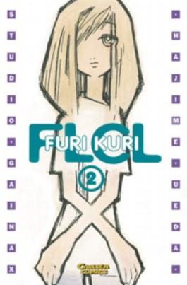 FLCL / Furi Kuri. Bd.2