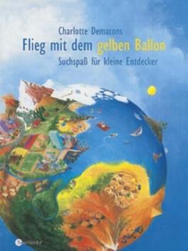Flieg mit dem gelben Ballon