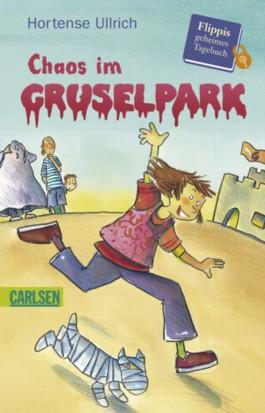 Flippis geheimes Tagebuch, Band 1: Flippis geheimes Tagebuch - Chaos im Gruselpark