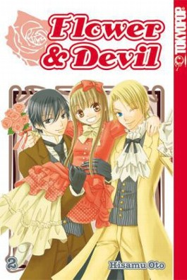 Flower & Devil 02