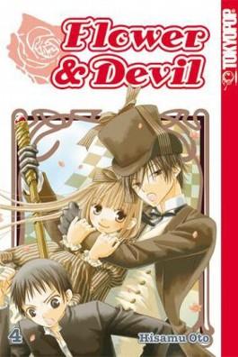 Flower & Devil 04
