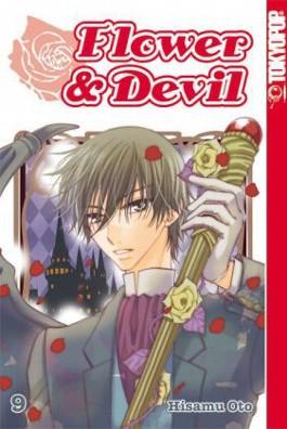 Flower & Devil 09