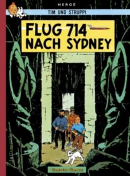 Tim und Struppi - Flug 714 nach Sydney