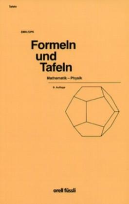 Formeln und Tafeln