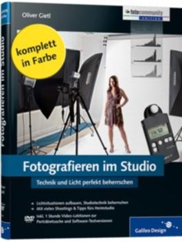 Fotografieren im Studio