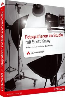 Fotografieren im Studio mit Scott Kelby