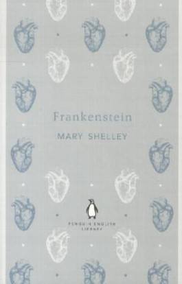 Frankenstein, English edition