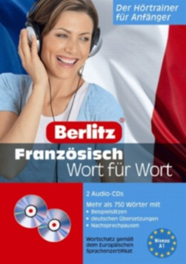Französisch Wort für Wort - 2 Audio-CDs