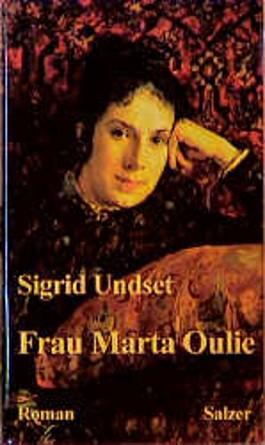Frau Marta Oulie. Roman