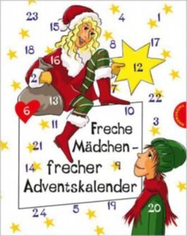 Freche Mädchen – frecher Adventskalender