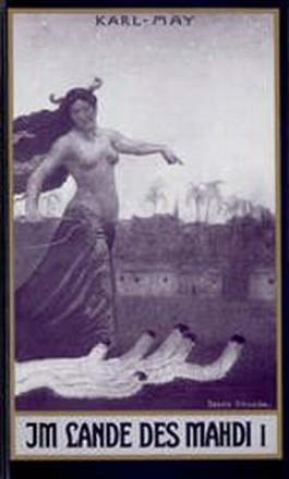 Freiburger Erstausgaben. Faksimilierter Text, Sascha Schneider-Ausgabe / Im Lande des Mahdi I
