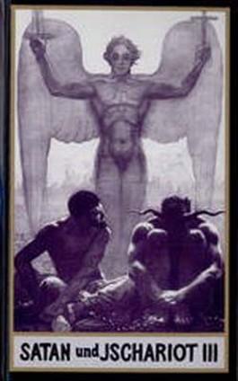 Freiburger Erstausgaben. Faksimilierter Text, Sascha Schneider-Ausgabe / Satan und Ischariot III
