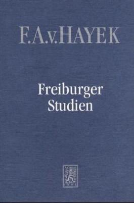 Freiburger Studien. Gesammelte Aufsätze