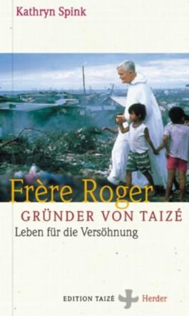 Frere Roger, Gründer von Taize