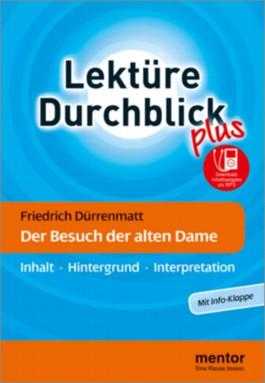 Friedrich Dürrenmatt: Der Besuch der alten Dame - Buch mit mp3-Download
