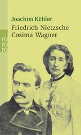 Friedrich Nietzsche und Cosima Wagner