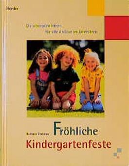 Fröhliche Kindergartenfeste