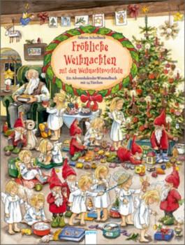Fröhliche Weihnachten mit den Weihnachtswichteln