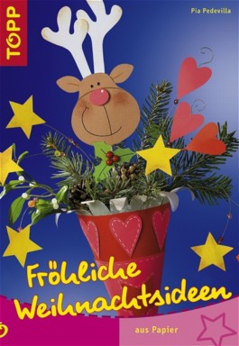 Fröhliche Weihnachtsideen aus Papier