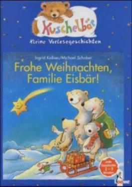 Frohe Weihnachten, Familie Eisbär!