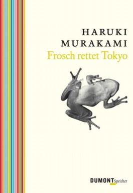 Frosch rettet Tokyo