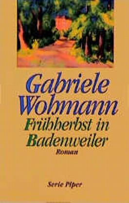 Frühherbst in Badenweiler