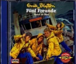 Fünf Freunde - Verrat an Bord!