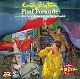 Fünf Freunde und das Bootshaus in der Nebelbucht