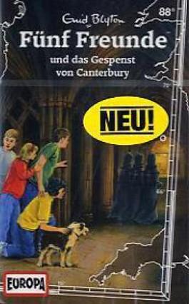 Fünf Freunde und das Gespenst von Canterbury, 1 Cassette
