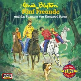 Fünf Freunde und das Phantom von Sherwood Forest