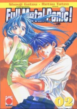 Full Metal Panic. Bd.2
