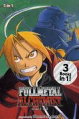 Fullmetal Alchemist 3-in-1 Edition