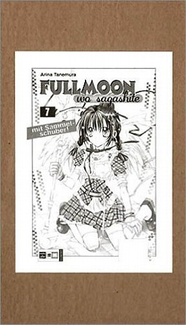 Fullmoon wo sagashite, m. Schuber. Bd.7