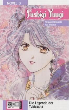Fushigi Yuugi - Novel 3