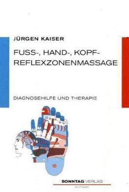 Fussreflexzonenmassage, Handreflexzonenmassage, Kopf-Reflexzonenmassage