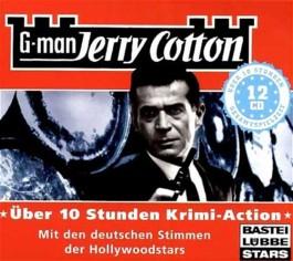 G-Man Jerry Cotton