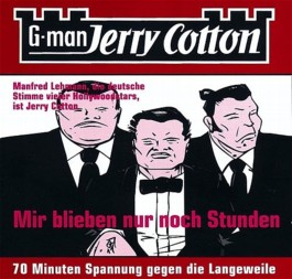 G-Man Jerry Cotton. Sammlung 1