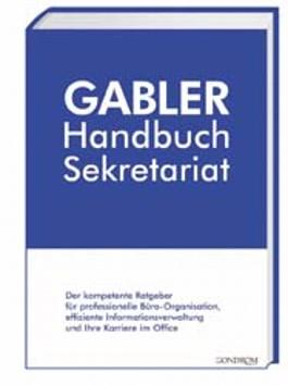 Gabler Handbuch Sekretariat