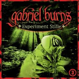 Gabriel Burns 03. Experiment Stille